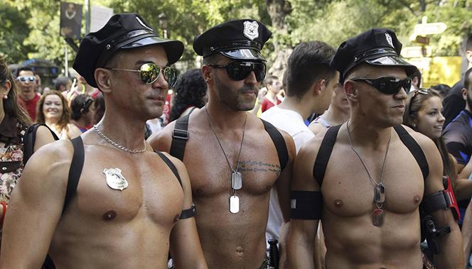 Mariques, maricons, marietes i gais