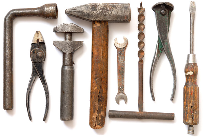 Ferramentes i eines