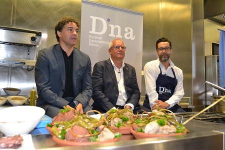 DNA, FESTIVAL GASTRONÒMIC DE DÉNIA BUSCANDO EL TERRITORIO